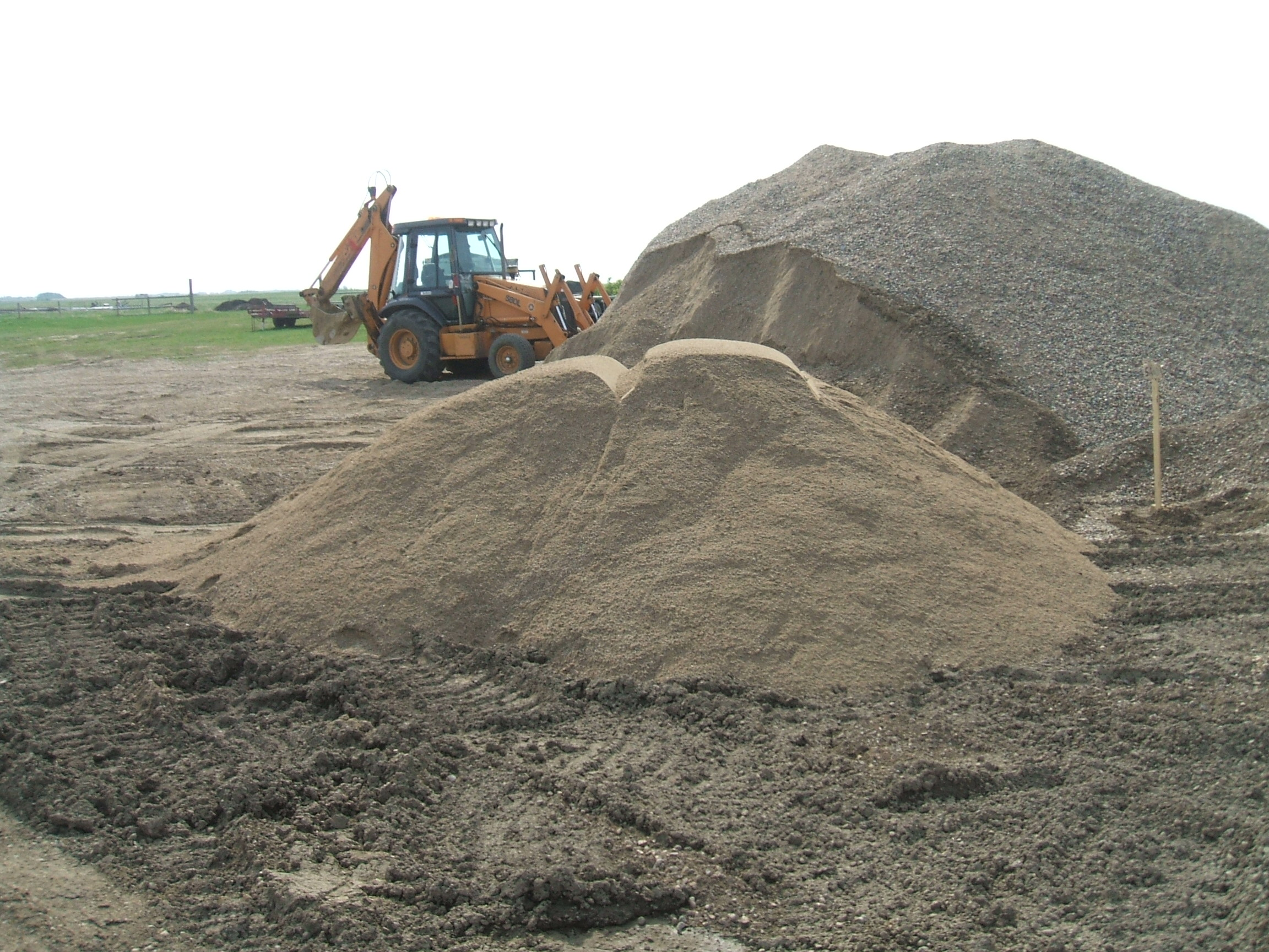 Image result for Sand and Gravel